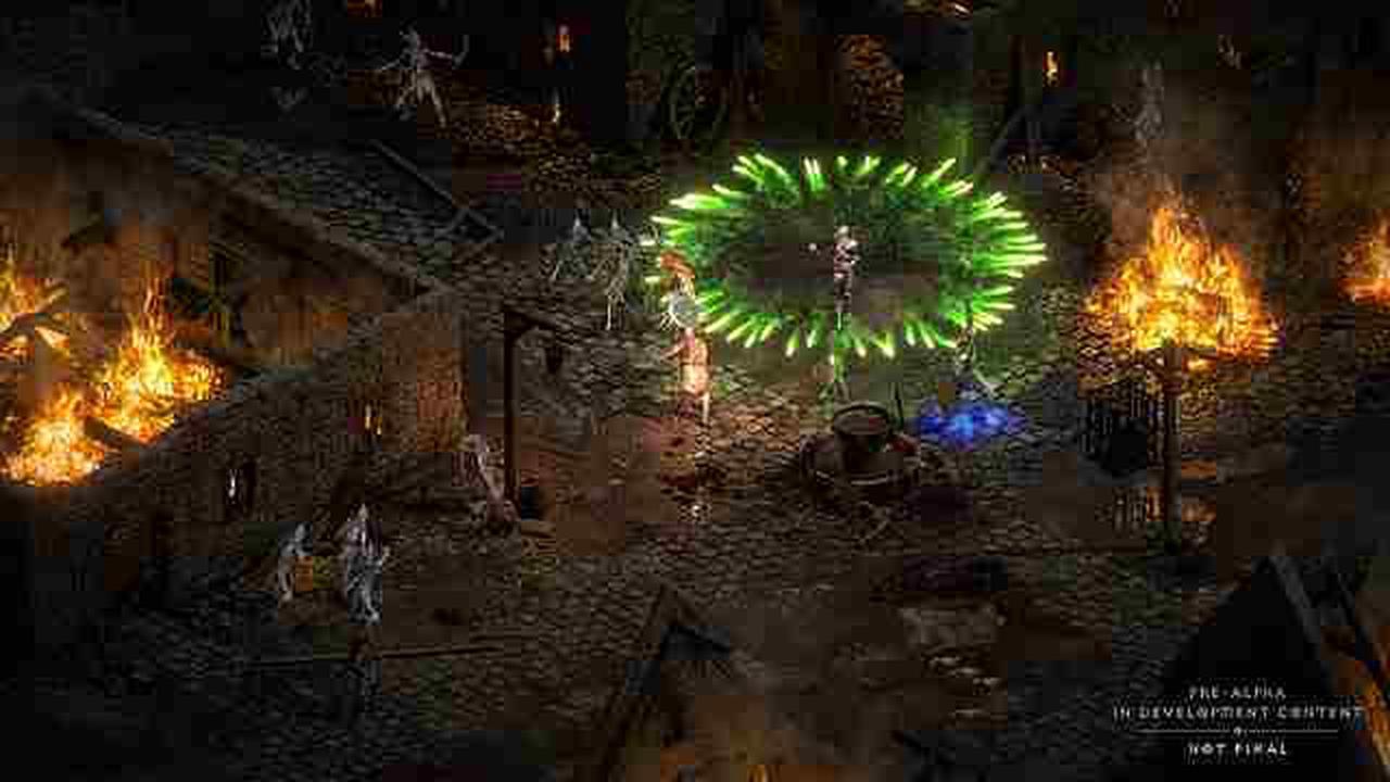 Fehlstart für Diablo 2: Resurrected - Server-Überlastung und gelöschter Fortschritt