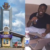 Student Who Got 3rd Class From OAU Went To Canada, Claimed To Top His Class
