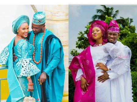 Lovely Colour Combinations For Nigerian Traditional Weddings