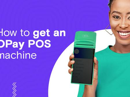 How to Get an OPay POS Machine