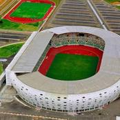 Nigeria Stadiums By Capacity And Year Of Commission