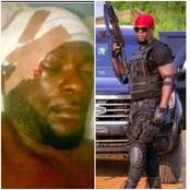 6 Years After He Broke His Skull While Acting As an Armed Robber, See Recent Photos Of Labista