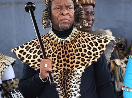 JUST IN: King of Zulu Nation Goodwill Zwelithini has Passed away