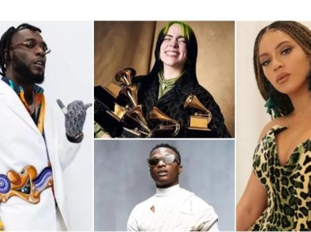 The winners for the 2021 Grammy awards.