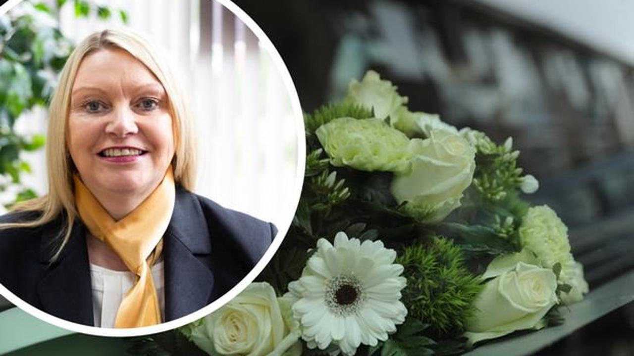 """""""The simplest of gestures bring the greatest comfort"""" says funeral expert"""