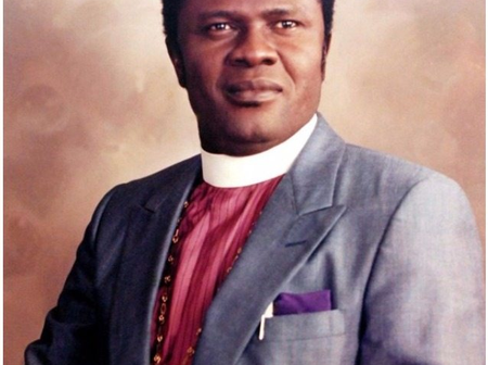 Today Marks 23 Years Of Archbishop Idahosa's Death: See Recent Photos Of The Family He Left Behind