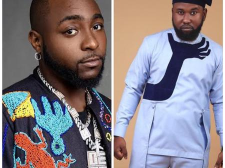 Mixed Reactions As Man Rocks Davido's Slang 'E Choke' On Shirt