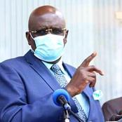 """""""Please Mr. President, Schools Need to Open Next Month,"""" Magoha Backed by Kenyans Amid Lockdown"""