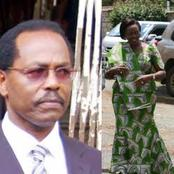 Meet Ex Husband Of Martha Karua, See How He Was Arrested After Divorcing Iron Lady Martha Karua