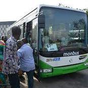 Les Bus de la  Sotra annoncés  à Bouaké pour assurer le transport urbain