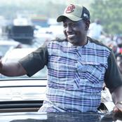 Ruto Tells Uhuru and Raila That His Race to State House is Unstoppable And Not Be Based On Tribalism