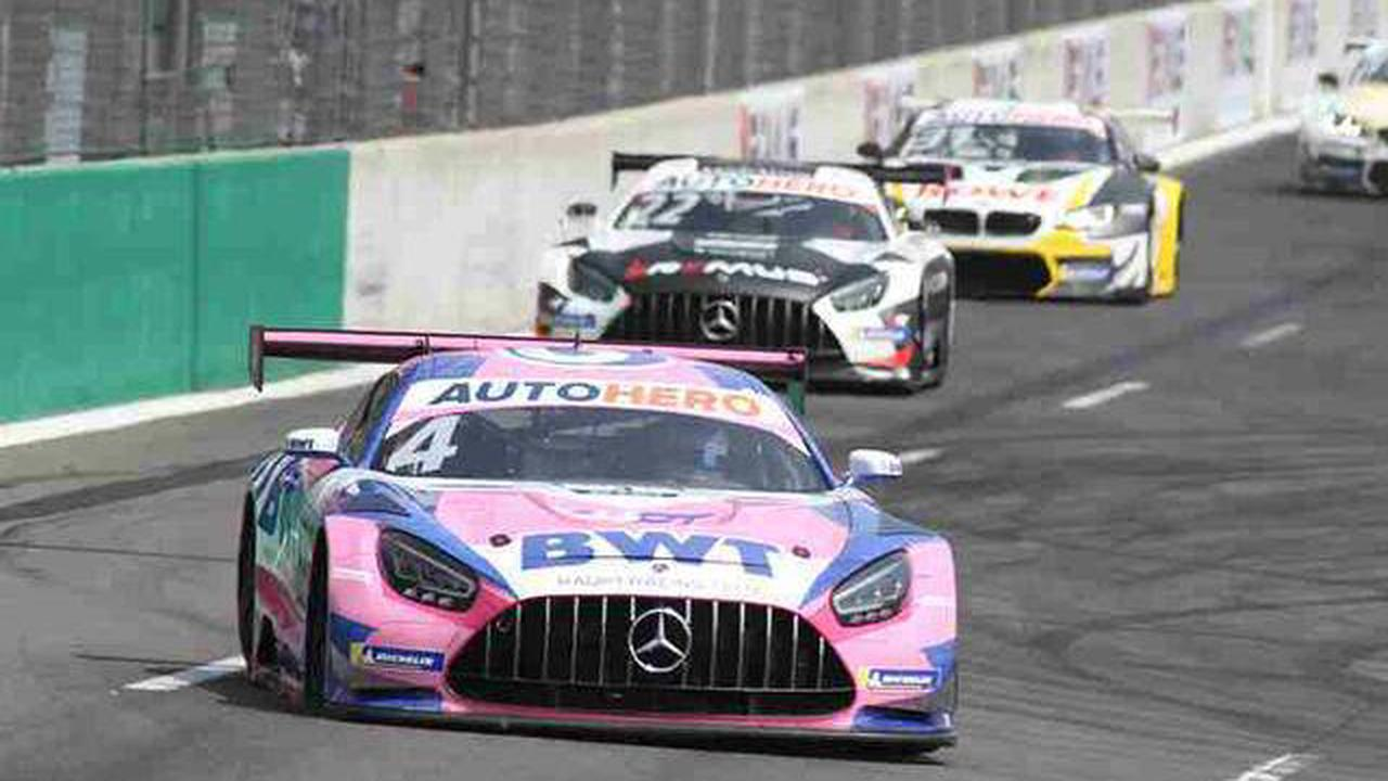 Motorsport: Mit breiter Brust reist Götz nach Zolder zur DTM