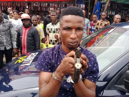 Notorious Cultist Nabbed Over Assassination Claims By Alleged Fraternity Member