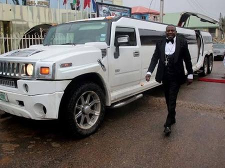 Photos of Olukoya, Adeboye, Oyedepo,  Kumuyi, Suleman, others in their cars