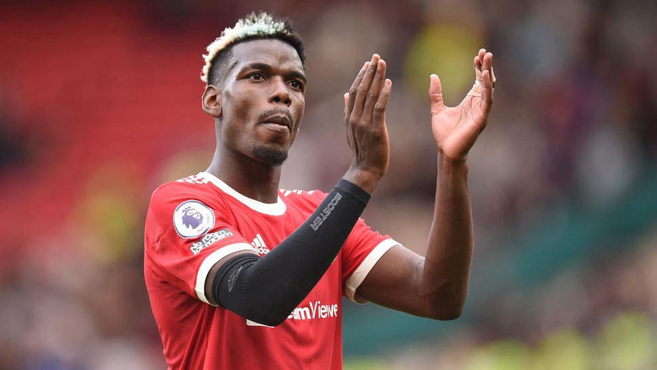 Mino Raiola: Paul Pogba could return to Juventus from Manchester United