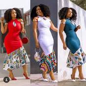 Perfect Ankara dress designs that will give you a good look next time you step out