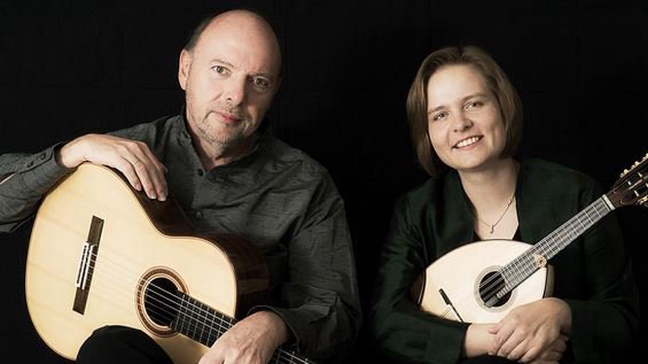 Originalwerke aus vier Jahrhunderten – Konzert mit Duo Lorch
