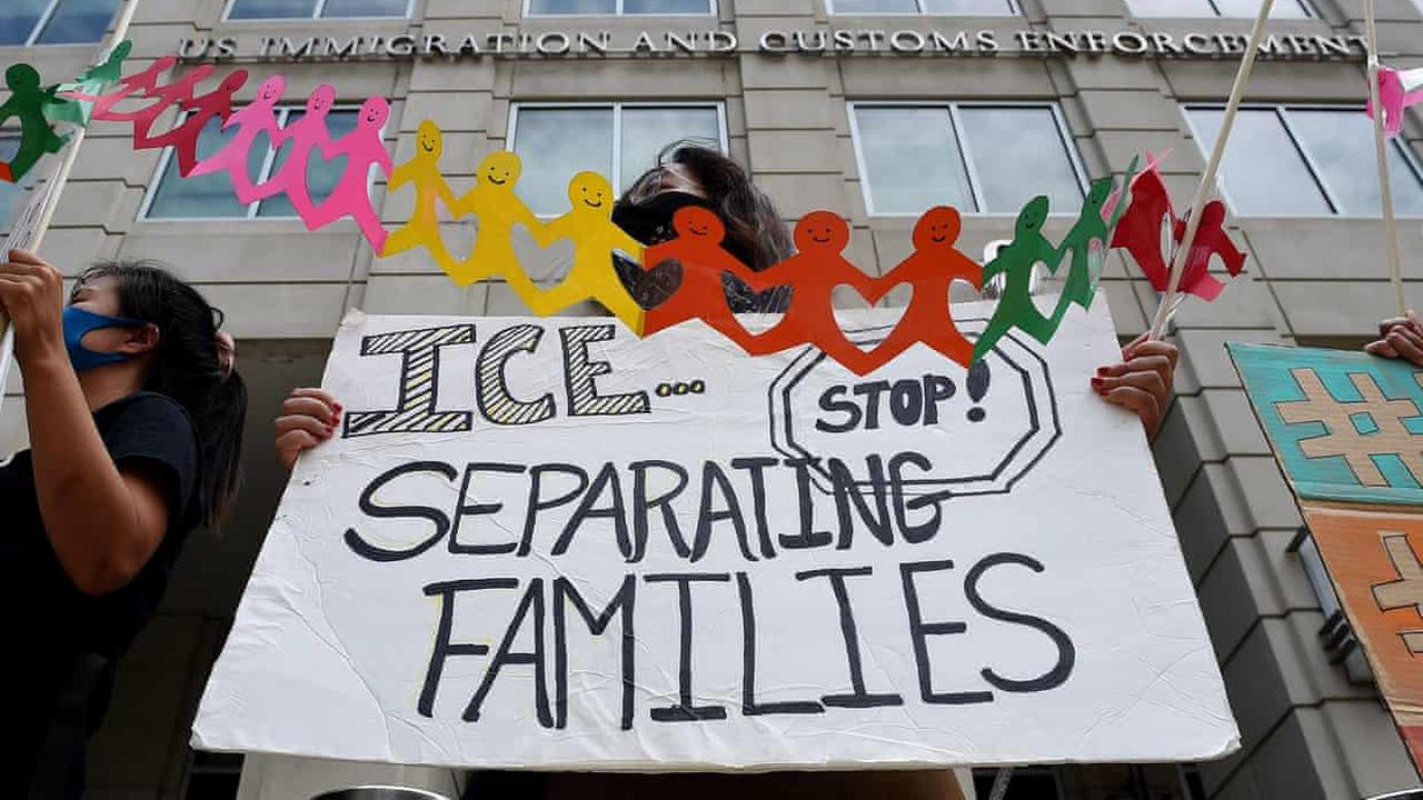 'He just cries and cries': families grapple with US deportations amid pandemic