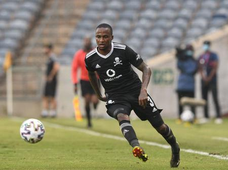 Orlando Pirates Provided a Crucial Update about Thembinkosi Lorch ahead of their CAF Match Sunday.