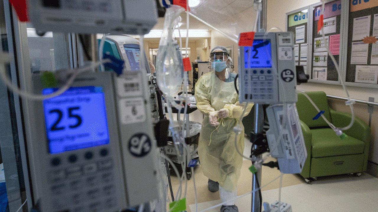 Latest COVID data show dire conditions in local hospitals