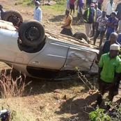 Tala Accident Leaves one Dead Two Seriously Injured