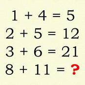 How Smart Are You? - Prove It By Solving This Maths Question