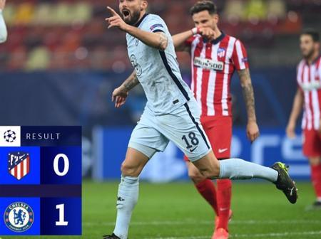Uefa Champions League's latest