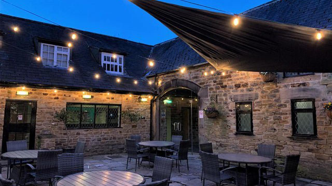 Sheffield hotel restaurant unveils new outdoor dining area and private pavilion ahead of reopening next week