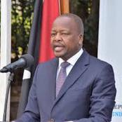 Kenyans Attack Mutahi Kagawe After Today Covid-19 Update