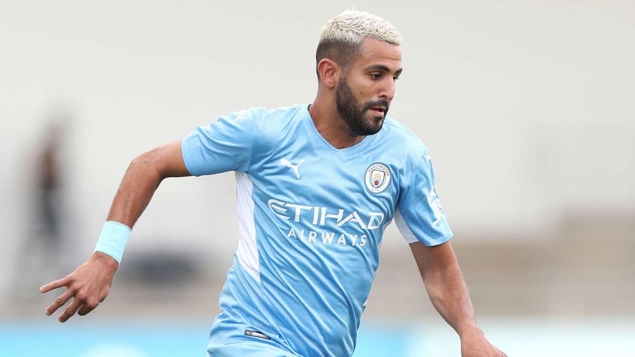 Mahrez: Manchester City should play PSG 'like we did against Chelsea'