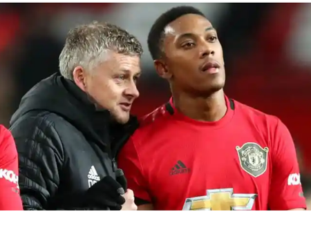 Well we'll give him more support, give him rest when he deserves it- Solskjaer defends Martial