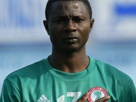 Remember Super Eagles Legend, Julius Aghahowa? See His Recent Looks
