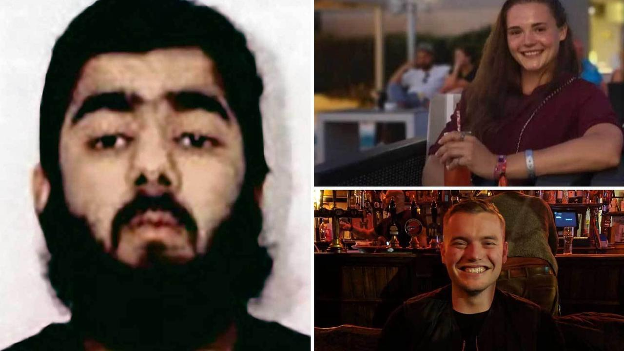 'I won't let him kill anyone else' said man who wrestled Fishmongers' Hall terrorist to ground