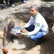 Législatives à Dabakala: ces images de campagne de Jean-Louis Billon qui font jaser
