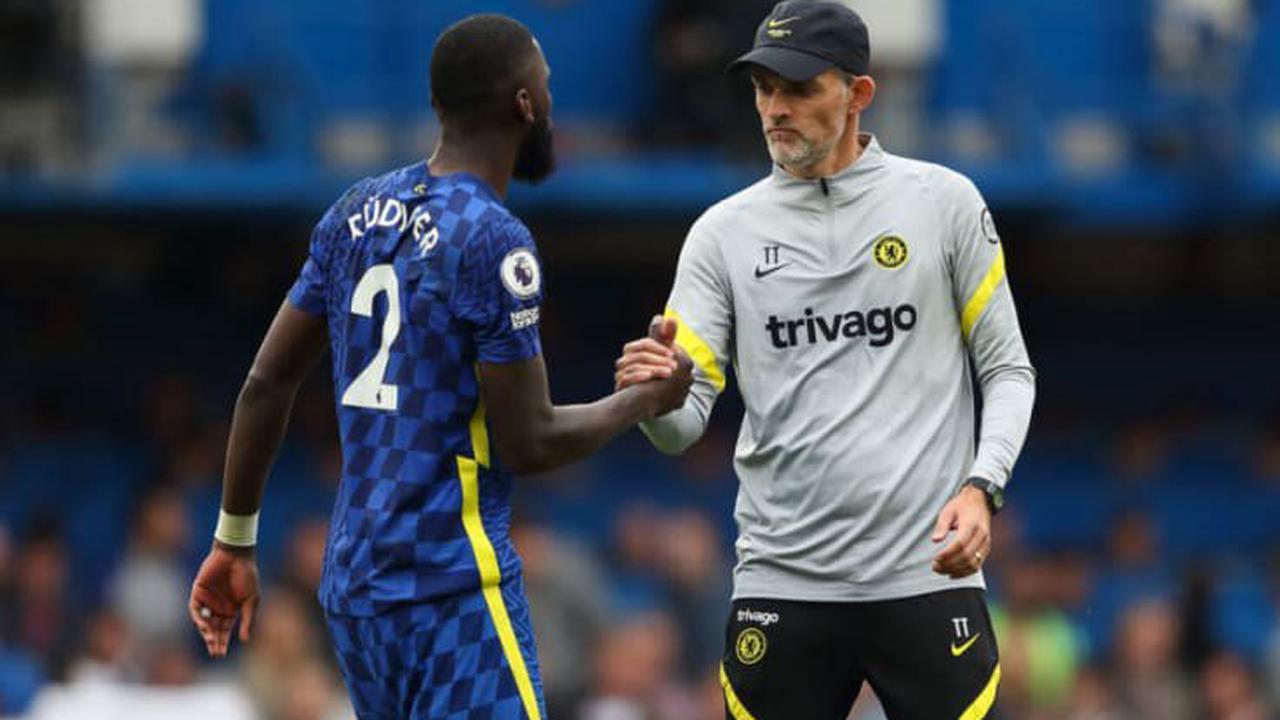 Chelsea: Thomas Tuchel, Antonio Rudiger talk first loss of the season
