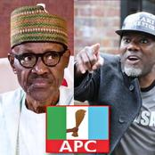 Why Are You Ashamed Of Showing Your Faces If You Truly Believe In Buhari And APC? — Reno Omokri