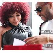 Is Khanyi Mbau Engaged To Her Zim Rich Bae?
