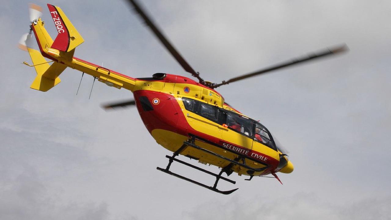 Gironde : un homme grièvement blessé et héliporté après altercation sur la route
