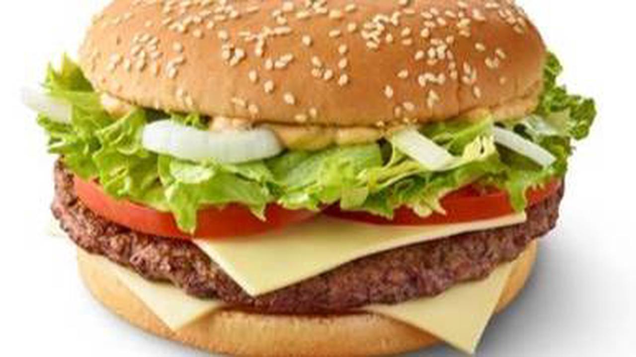McDonald's Is Bringing Back The Big Tasty Tomorrow