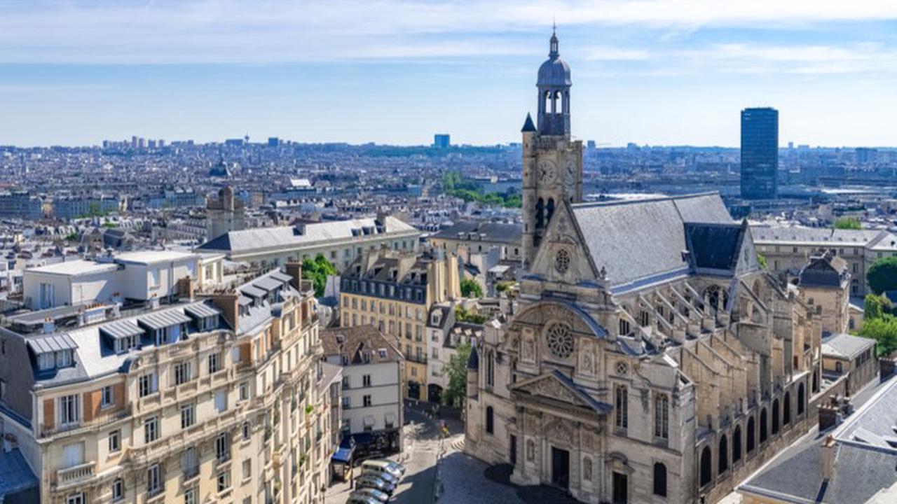 Saint-Etienne du Mont : le dernier jubé de Paris