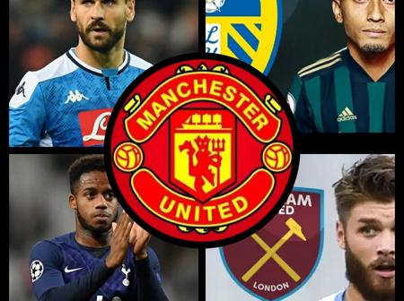 Deadline Rush: New Striker To Undergo His Medicals For Man United, Raphinha To Leeds And Others.