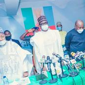 APC Reacts to Insecurity, Takes Decision on Buhari's Presidency