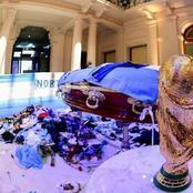Funérailles de Maradona : il se fait virer pour avoir pris une pose avec la dépouille de la star