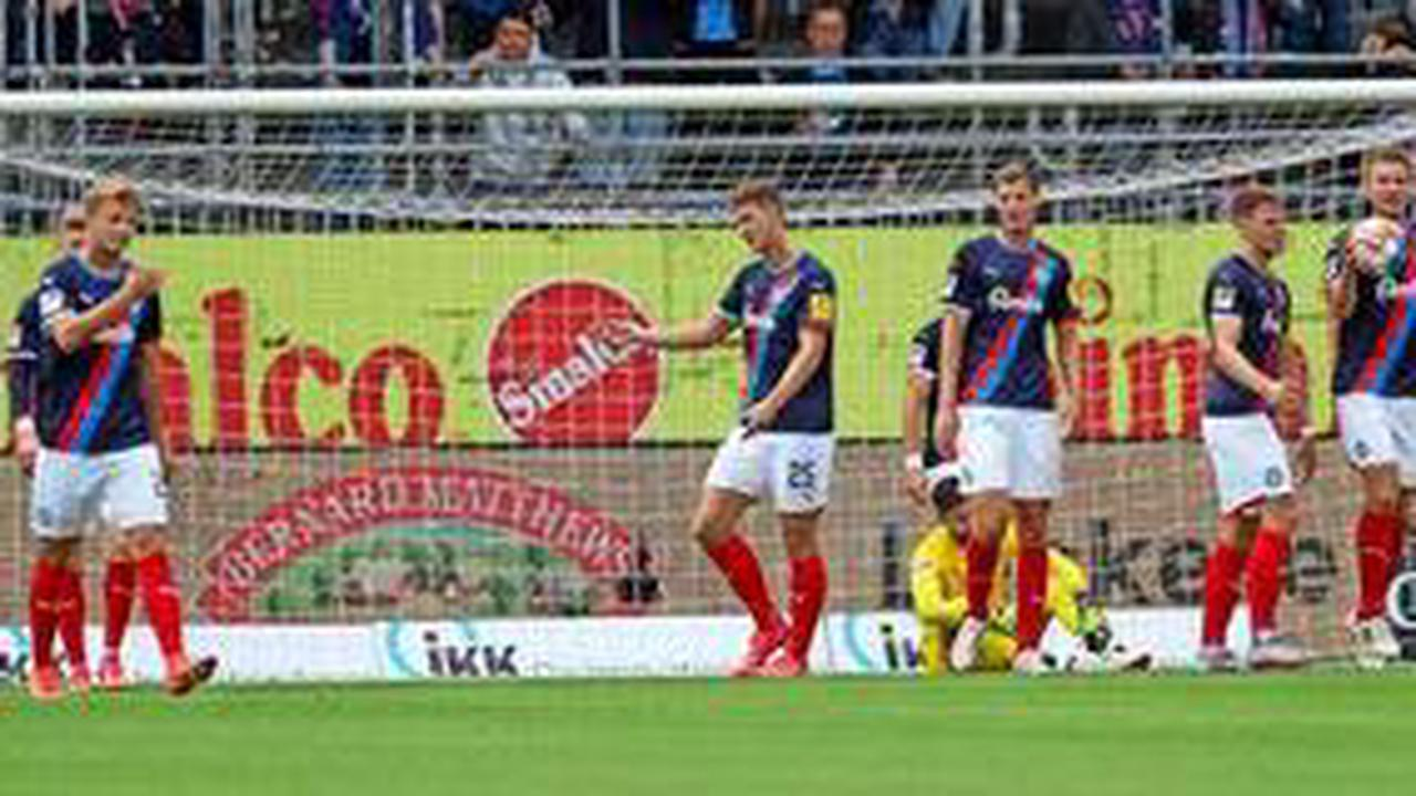 0:3 gegen Schalke 04: Doppelter Terodde versenkt Holstein Kiel