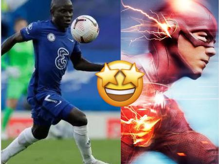 N'golo Kante 94th Minute Fast Run and General Performance Causes Fans and Critics To Praise Him