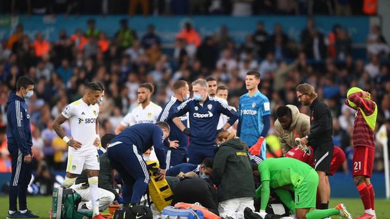 Former Liverpool physio gives Harvey Elliott useful advice after Leeds injury