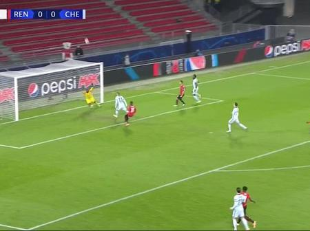After Timo Werner Missed A Big Chance Against Rennes, Manchester United Fans Mock The Striker