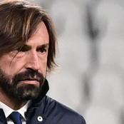 Les Premières Grandes critiques pour la Juventus par Andrea Pirlo.