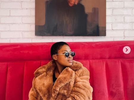 Isibaya actress left fans amazed with her recent pictures on Instagram