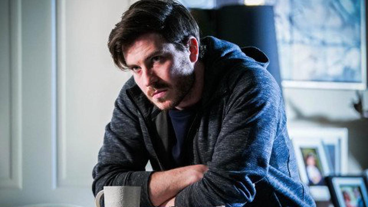 Evil Gray confesses his 'guilt' over Chantelle's death in EastEnders